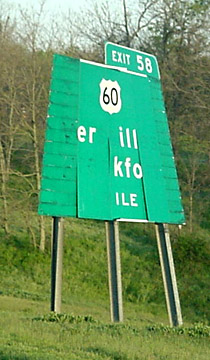 Interesting Signs in Kentucky
